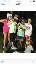 night time kids at FF